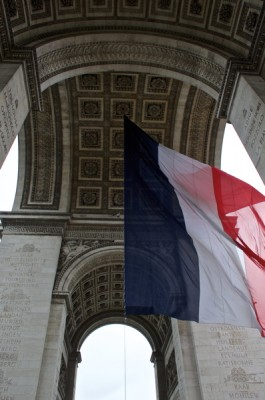 Stillwell_Paris_Arc_Flag