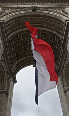 Stillwell_Paris_Arc_Flag_4